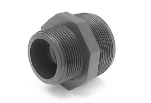 BSP Threaded PP Fittings