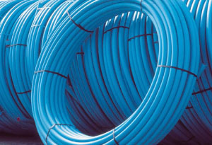 MDPE Water Service Pipe Systems