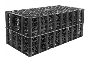 Soakaway Crates, Geotextiles & Ground Grids