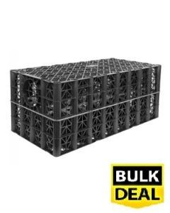 500mm x 400mm x 1000mm Heavy Duty Soakaway Crates (12 @ £28.99 EACH)