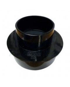 68mm Downpipe x 110mm Drain Pipe Adaptor